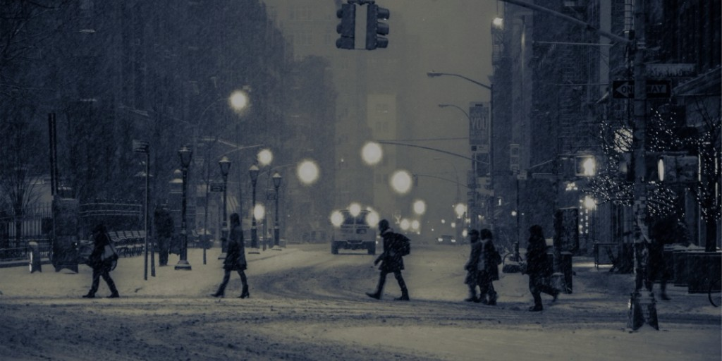 Snow telecommuting skype for business