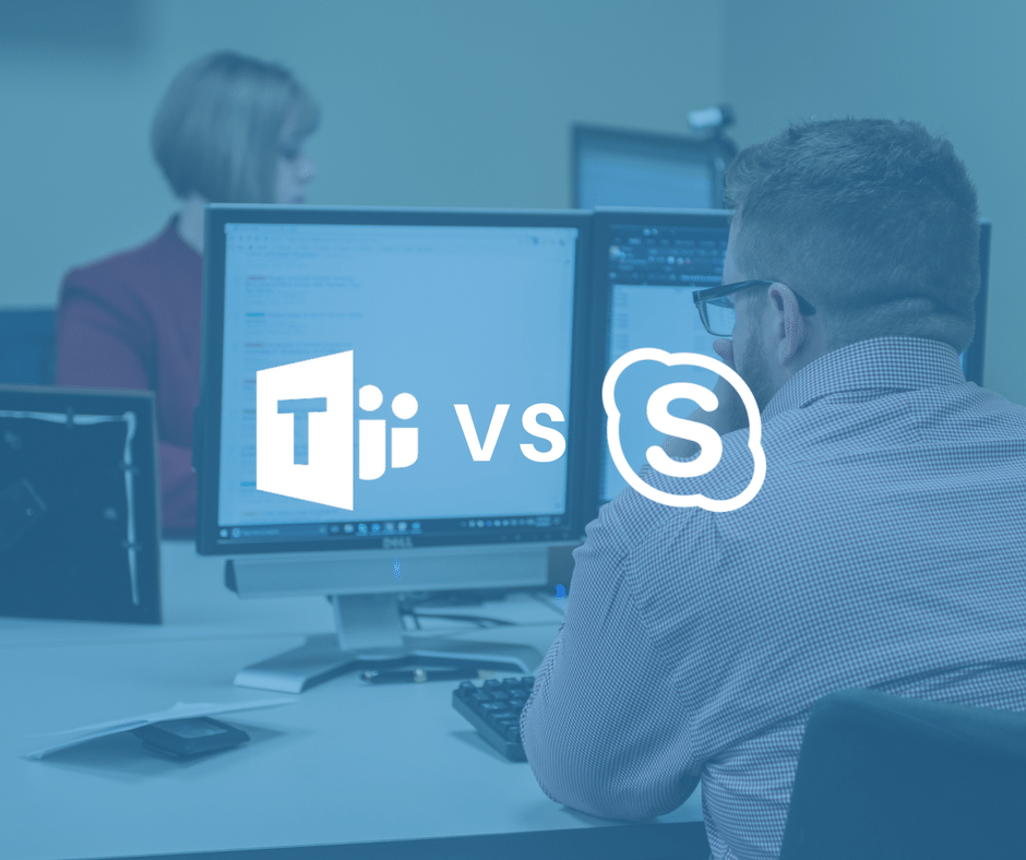 Teams vs skype for business